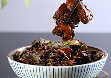 笋干菜焐肉