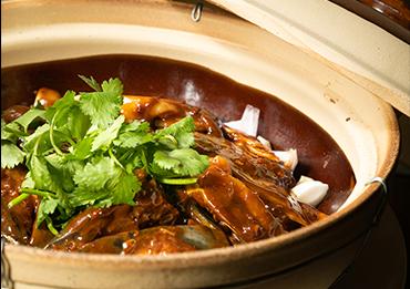 清水鱼头砂锅