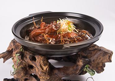 越王东坡鸡