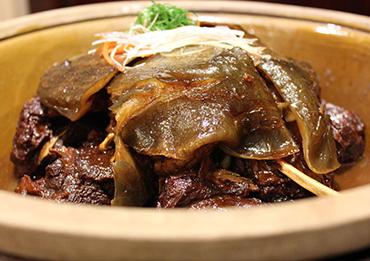 羊肉煲清水鳖